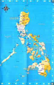 Philippine Map Online Maps Philippines Map