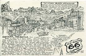Map Of Old Route 66 by Route 66 Planner Fantastic Caverns Americas Only Ride Thru Cave