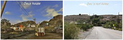 Fallout New Vegas Maps by Fallout New Vegas In Real Life Credit Bernt Nexus Album On