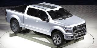 Ford F250 Concept Truck - ford drops a new f 150 pickup on detroit
