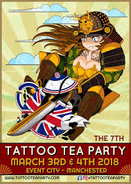 tattoo teaparty party 2018 3rd u0026 4th march 2018 eventcity