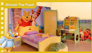 desain kamar winnie the pooh konsep kamar tidur anak dengan tokoh kartun informa innovative