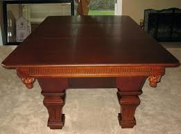 pool table conversion top pool tables dining tops beautiful ideas pool table conversion top