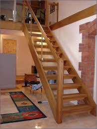 wooden stairs design