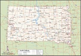 map south dakota south dakota county wall map maps