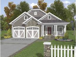 eplans country house plan beautiful empty nester plan or starter