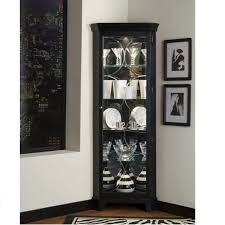curio cabinet curiot frightening corner kitchen imagets for