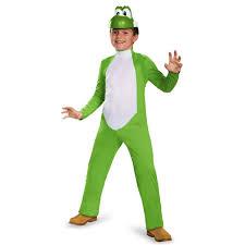 deluxe halloween costumes for kids buy super mario bros deluxe yoshi costume for kids