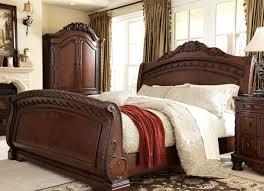 Porter King Storage Bedroom Set Bed Path Included Sleigh Bed Ashley Furniture Enrapture North