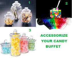 Plastic Candy Containers For Candy Buffet by Candyconceptsinc Com Candy Concepts Inc For Retail Store Owners
