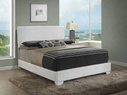 Box Spring Free Bed Frame by Full Upholstered Bed With Mattress Set U0026 Free Delivery In Nyc