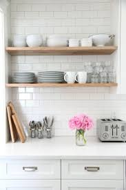 Open Cabinets Kitchen 105 Best Kitchens Images On Pinterest Kitchen Home And Dream