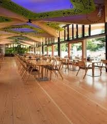 Royal Botanical Gardens Restaurant by The John Hope Gateway Is Royal Botanic Garden Edinburgh U0027s