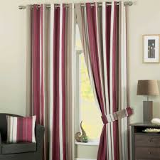White Ready Made Curtains Uk White Curtains Grey And Red Stripe Furnishing Ideas Pinterest