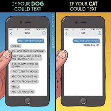 Dog Text Memes - dopl3r com memes if your dog could text if your cat could text