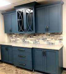 painting my kitchen cabinets blue blue moon cabinets painted kitchen cabinets colors milk