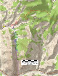 Lightning Maps Lightning Switch And Ghost Flats Mountain Bike Trails Near Cedar City