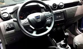 New Duster Interior Iaa 2017 This Is All You Have To Know About The New Dacia Duster