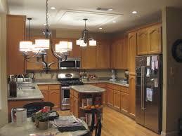 Fluorescent Kitchen Lights 4 Bulb Fluorescent Light Fixture Covers Flush Mount Fluorescent