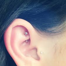 rook piercing for lianne for me piercings and tattoos