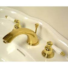 Brass Sink Faucet Brass Polished Bathroom Faucets Bellacor
