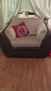 snuggle couch arm chair foot puff for sale for sale in portlaoise