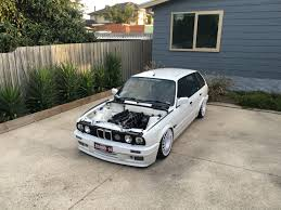 bmw e30 stanced 1988 bmw e30 325i touring show u0026 shine shannons club