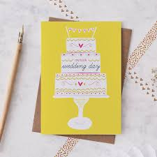 Wedding Day Greetings On Your Wedding Day Greetings Card By Jessica Hogarth Designs