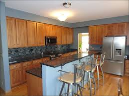 hickory kitchen cabinets home depot kitchen cabinet door fronts lowes cupboards stained hickory