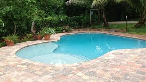 Average Cost Of Landscaping A Backyard How Much Does A Salt Water Pool Cost Angie U0027s List