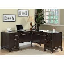 Large L Desk White L Shaped Desks Making L Shaped Desks Installed In The Wall