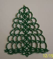 258 best tatted trees images on tatting tatting