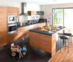 en cuisine avec cuisine acquipace avec ilot modale cuisine avec ilot central model