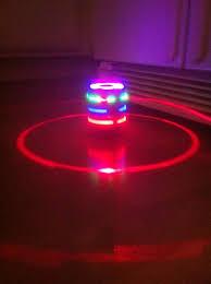dreidel lights my lighted dreidel spins fast and plays a song happy hanukkah