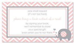 Bring Book Instead Of Card To Baby Shower Book Instead Of Card Baby Shower Amazon Com