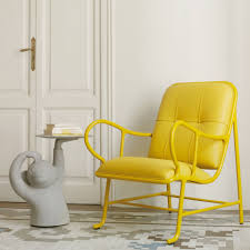 yellow accent furniture cool teenage rooms mid century modern