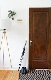 key holder wall diy modern key holder francois et moi