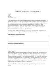 format of warning letter for misconduct images letter samples format