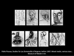expressionism through cubism