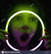 Glow In The Dark Gazing Ball Glowing Stock Photos U0026 Glowing Stock Images Alamy