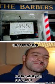 Good Guy Greg Meme - good guy greg open barber shop by meto nikolovski 54 meme center