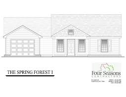 four seasons contractors new homes for sale new construction