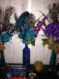 peacock centerpieces peacock centerpieces peacock wedding centerpieces wedding