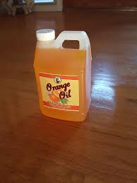 Orange Glo Laminate Floor Cleaner And Polish Amazon Com Howard Orange Oil 64 Ounce Half Gallon Clean Kitchen