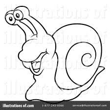 snail clipart 1092357 illustration by dero