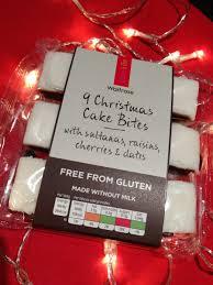 waitrose gluten free christmas cake fabulously free from