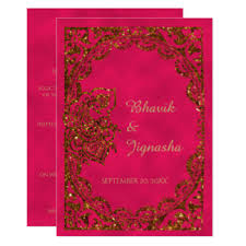 indian wedding invitations peacock indian wedding invitations announcements zazzle