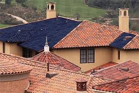 Terracotta Tile Roof Srs Energy Launches Building Integrated Photovoltaic Panels For