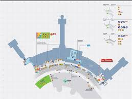 Calgary Map Calgary Terminal Map
