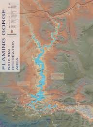 Green River Utah Map by Ashley National Forest Special Places